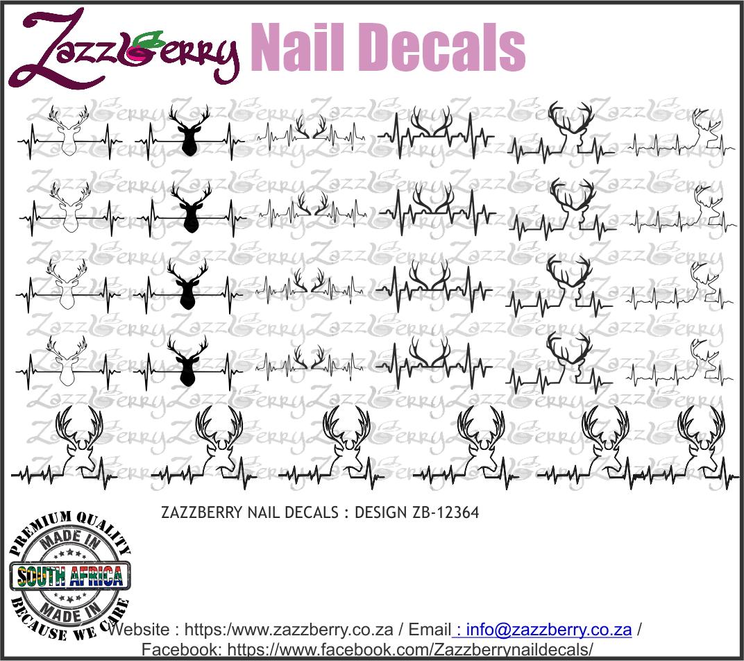 Deer / Antler Heartbeat