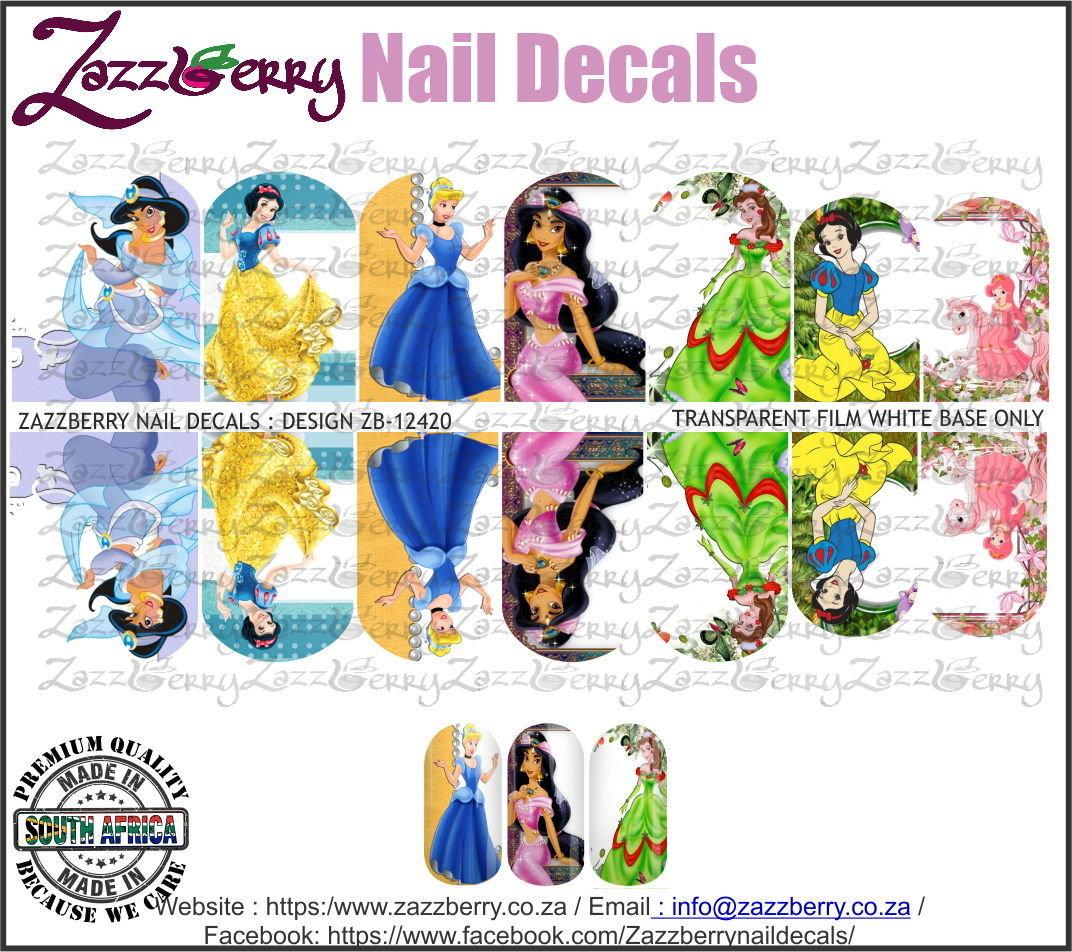 Disney Princesses Mix