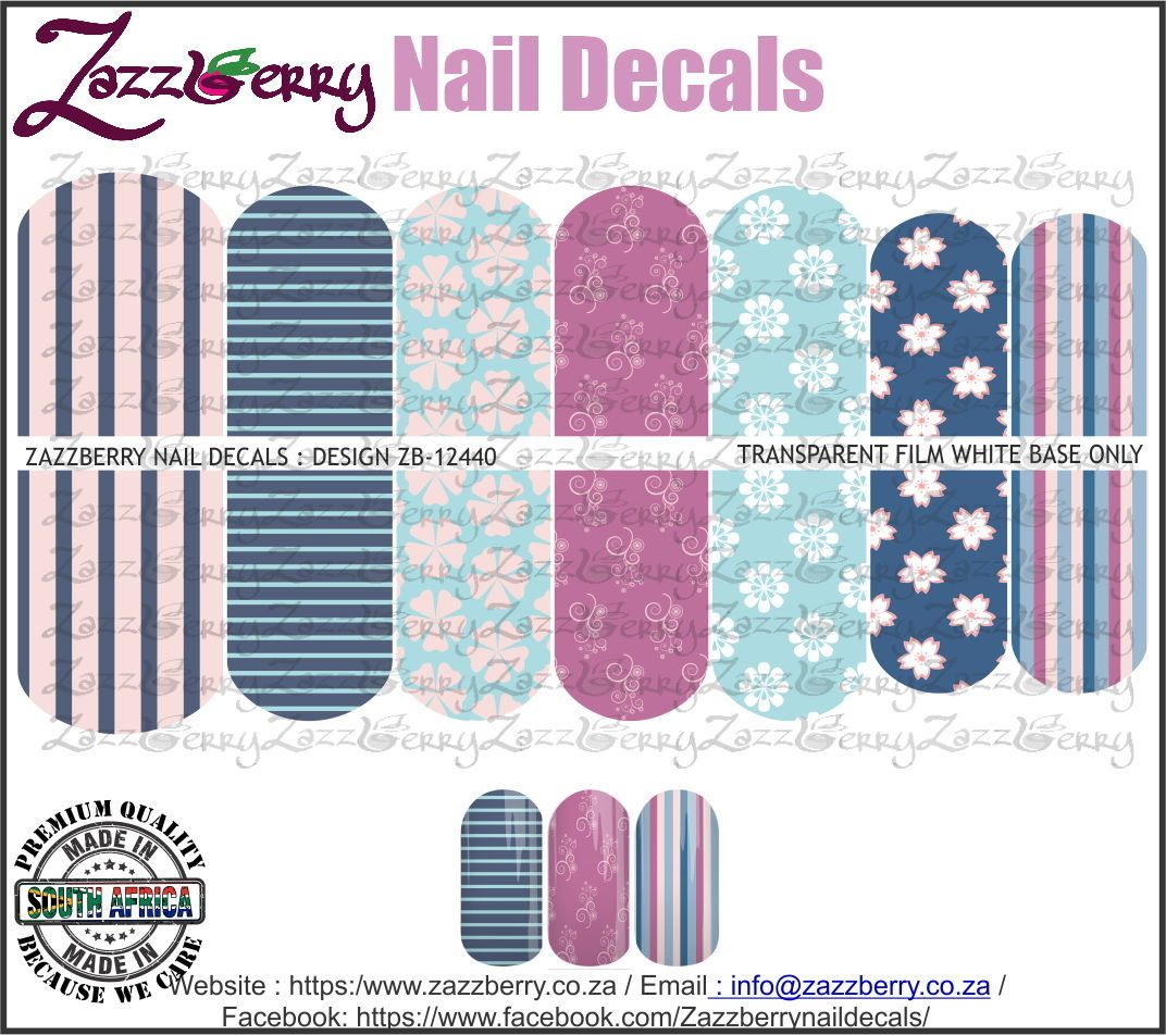 Stripe and flower Mix