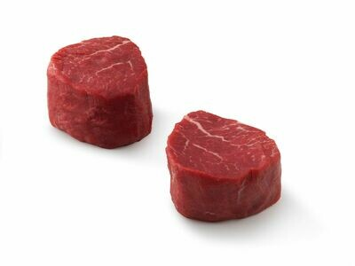 * Filet Mignion, Center Cut Steaks 6x6 Ounces