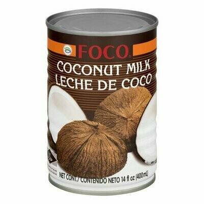 * Foco Coconut Milk 14 Ounces