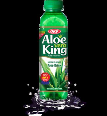 * OKF Aloe Drink Original 20-16.9 Ounces