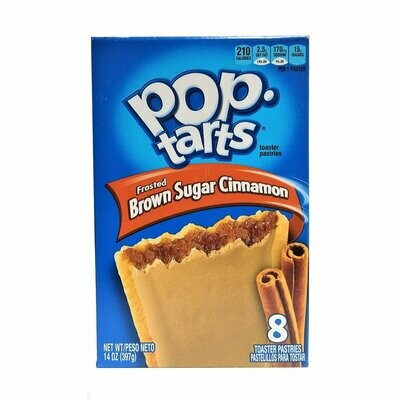 * Pop Tarts Brown Sugar Cin  3.5 Ounces