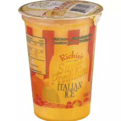Richie's Mango 10 Ounce Cup