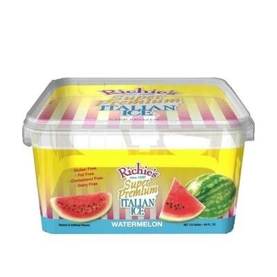 Richie's Watermelon 1/2 Gallon