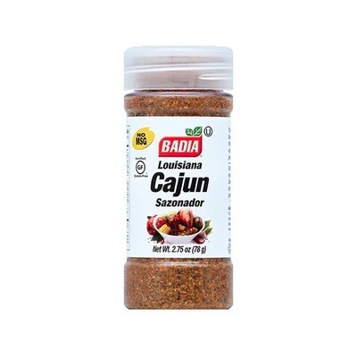 * Badia Cajun Louisiana 2.75 Ounces