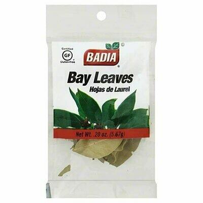 * Badia Bay Leaves Whole 0.2 Ounces