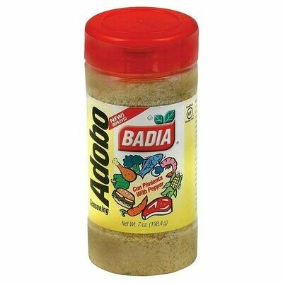 * Badia Adobo With Pepper 7 Ounces