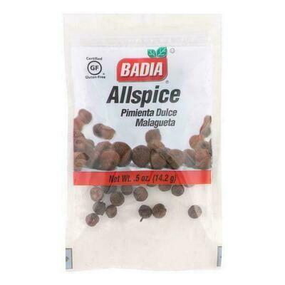 * Badia Allspice 0.5 Ounces