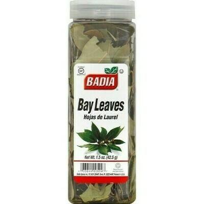 * Badia Bay Leaves Whole 1.5 Ounces