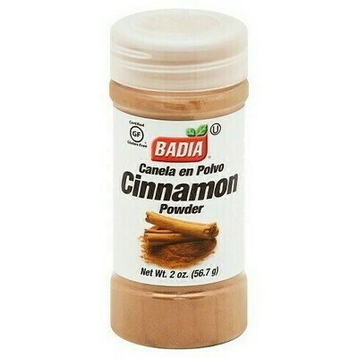 * Badia Cinnamon Powder 2 Ounces