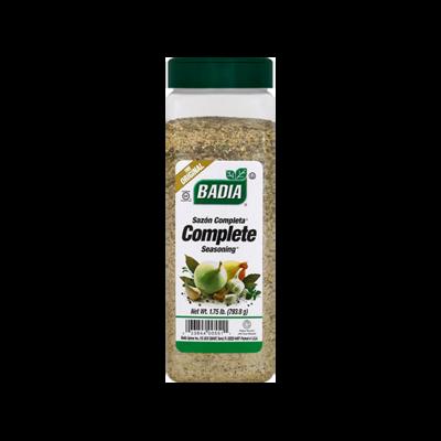 * Badia Complete Seasoning 1.75 Pounds