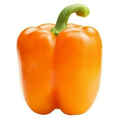 * Bell Peppers Orange 1 Piece
