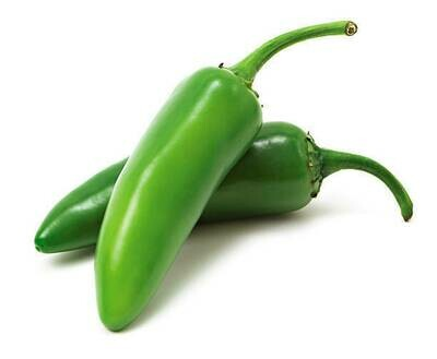* Jalapeno Peppers 1 Each