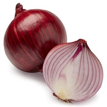 * Onions Red 2 Pounds