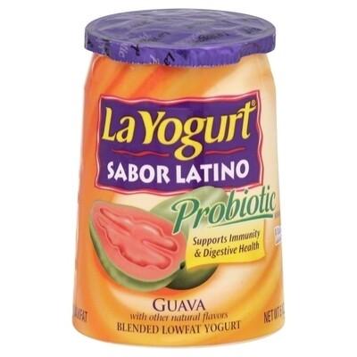 * La Yogurt Sabor Latino Guava 6 Ounces