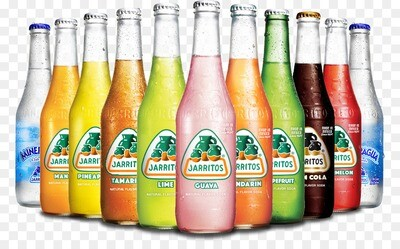 * Jarritos Glass Variety Pack 24-12 Ounces