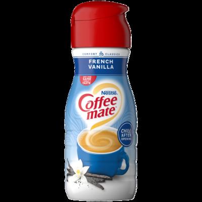 * Coffee Mate French Vanilla Creamer 32 Ounces