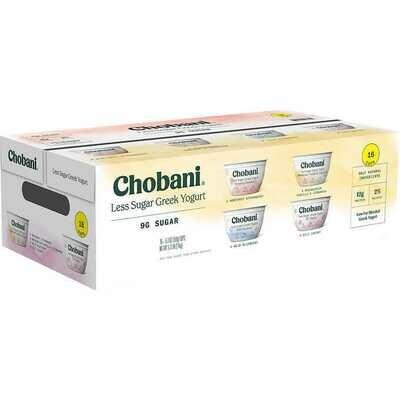 * Chobani Greek Variety Yogurt 16-5.3 Ounces