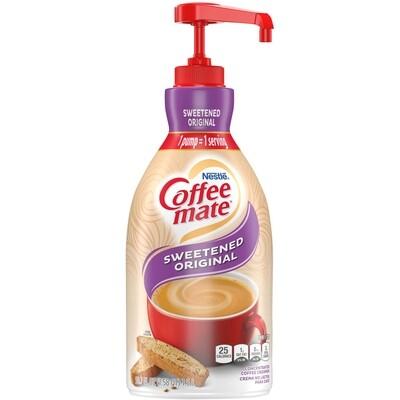* Coffee Mate Original Creamer Pump 1.5 Ltr