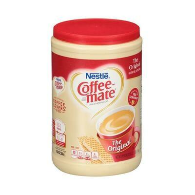 * Coffee Mate Powdered Creamer 56 Ounces