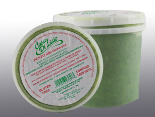* Frozen Casa Dilisiobasil Pesto Without Pine Nuts 32 Ounces