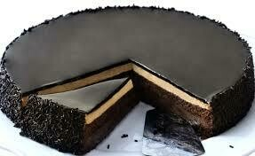 * Frozen Soledo Chocolate Temptation Cake, 12 Slices