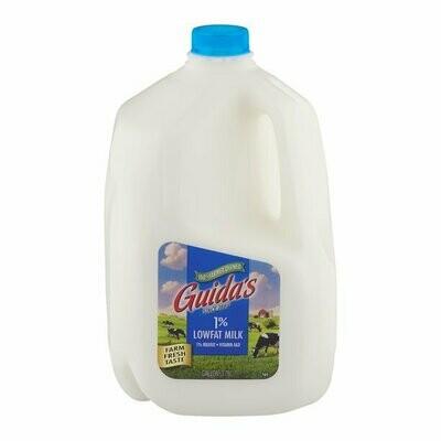 * Guida's Dairy 1% Milk Gallon