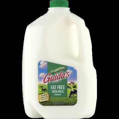 * Guida Skim Milk Gallon