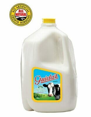 * Guida 2% Reduced Fat Milk Gallon