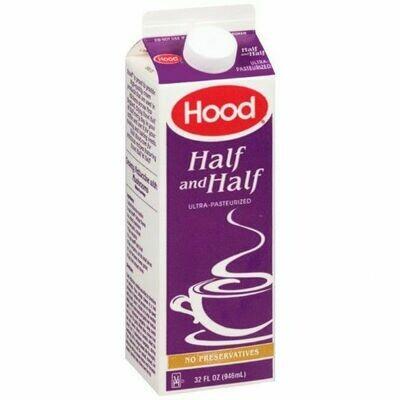 * Hood Half & Half 32 Ounces