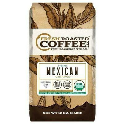 * Lacas Chiapas Organic Whole Bean Coffee 2 Pounds