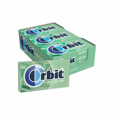 * Orbit Sweetmint Gum 12 Count