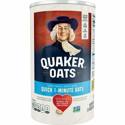 * Quaker Quick Cook Oats 42 Ounces