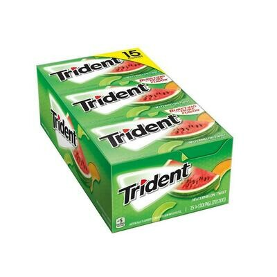 * Trident Watermelon Twist 14 Pc