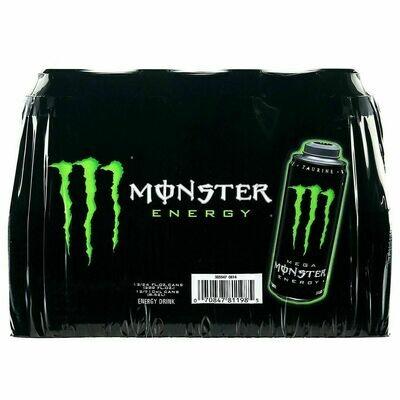* Monster Energy Drink Mega 12-24 Ounces Cans