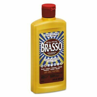 * Brasso Metal Surface Polish