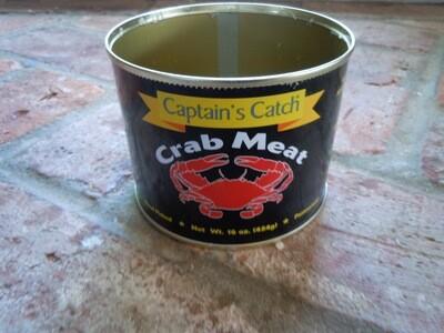 * Captains Catch Lump Crabmeat 1 Pound