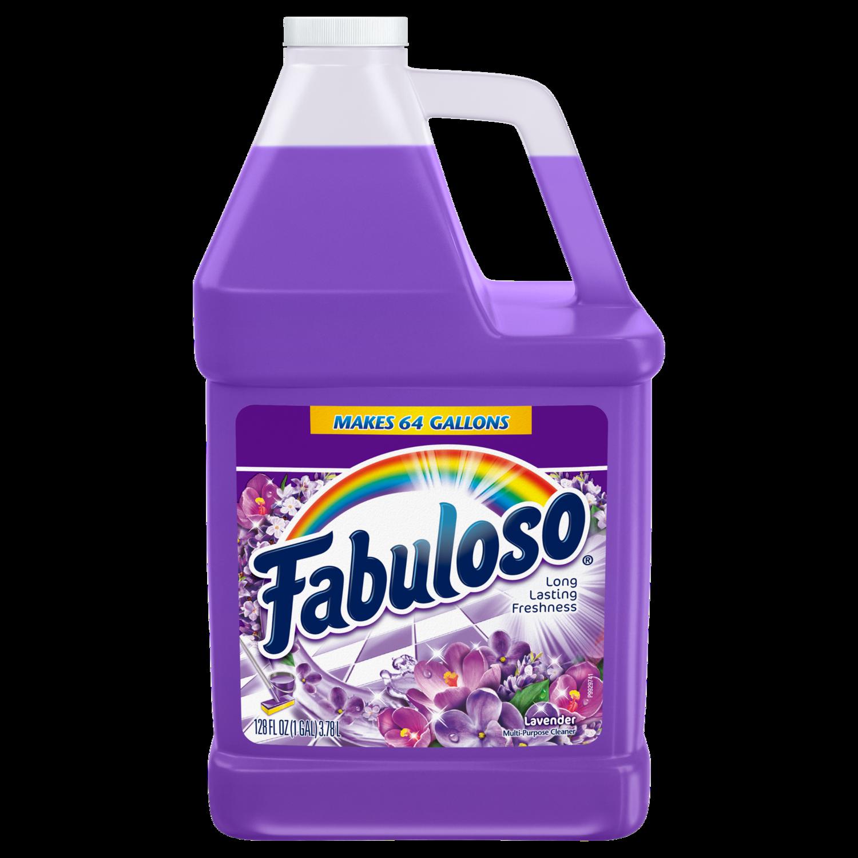 * Fabuloso All Purpose Lavender Cleaner Gallon
