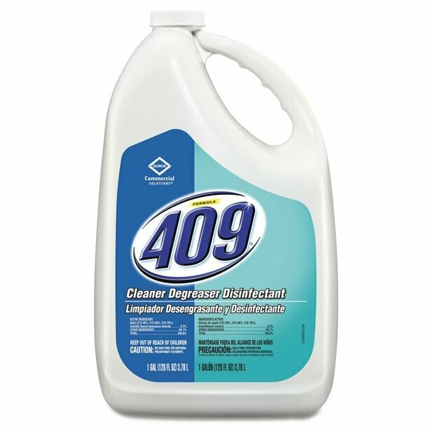 * Formula 409 Cleaner Degreaser Disinfectant, Refill, 128 Ounces