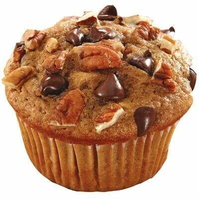 * Frozen Bake N Joy Chocolate Chunk Muffin Batter 8 Pounds