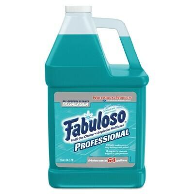 * Fabuloso All Purpose Ocean Cool Cleaner Gallon