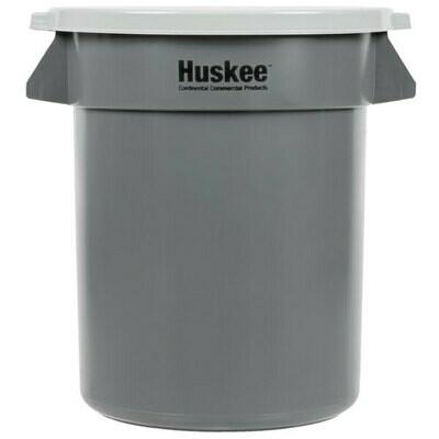 * Gray Trash Can 20 Gallons