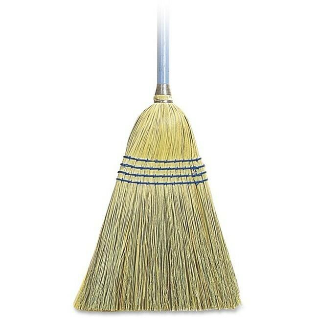 * O-Cedar 100% Corn Janitor Broom