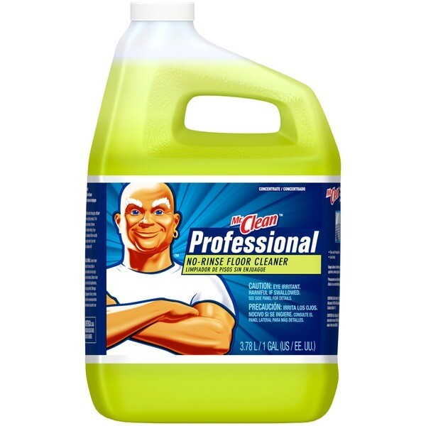 * Mr. Clean Professional No Rinse Floor Cleaner 1 Gallon