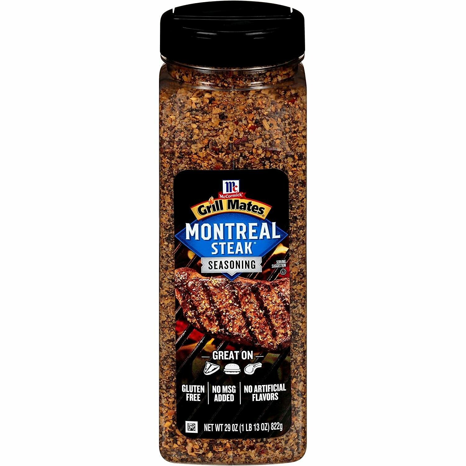 * McCormick Grill Mates Montreal Steak Seasoning 29 Ounces
