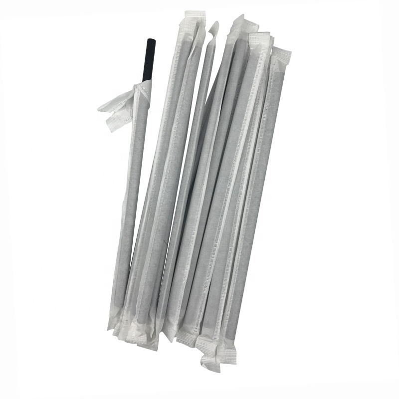 """* Paper Wrapped Straws 7.75"""""""