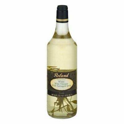 * Roland White Wine Vinegar 33.8 Ounces