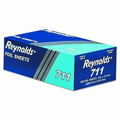 * Reynolds Foil Sheets, 9X10 500 Count
