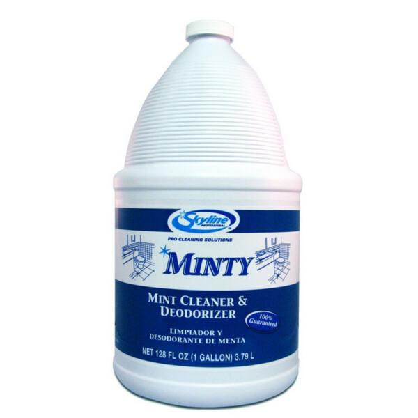 * Skyline Mint Scented Deodorizer Gallon